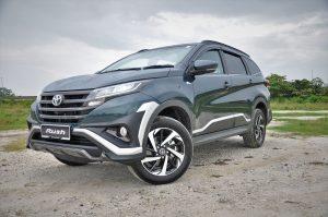 Harga Toyota Rush 2020: Eksterior, Interior, Mesin